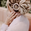 Thumbnail: Olivia Pearl Barrette (Pearl/Gold)