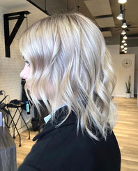 ⚪️ blonde goals ⚪️ —— done by @shainabre