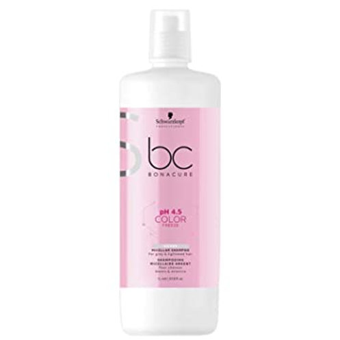 Schwarzkopf BC Color Freeze Silver Shampoo 1L