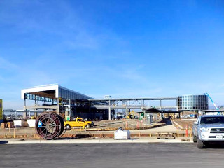 Warm Springs Extension Progress