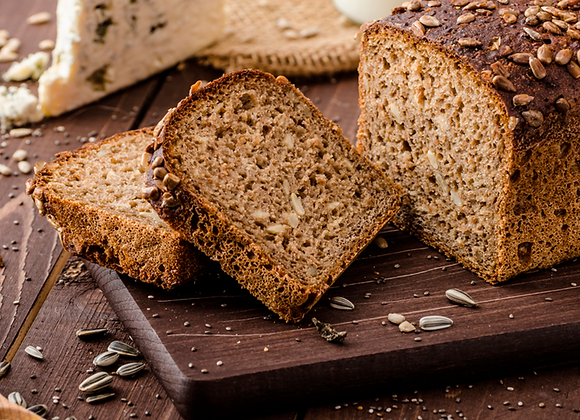 Pan integral dulce