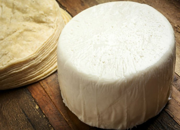 Queso doble crema kg