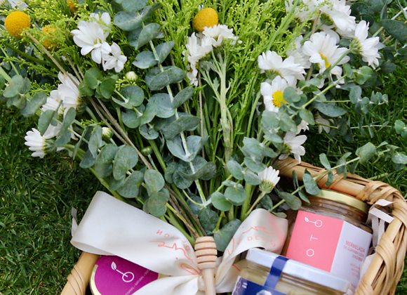 Mother´s Day canasta 3 productos