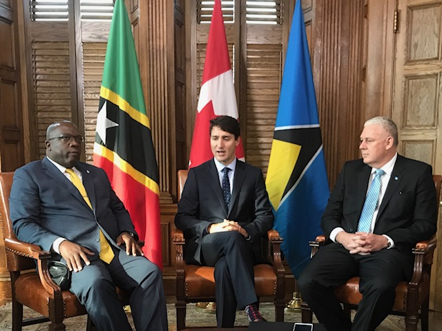 Prime Minister's visit to Canada