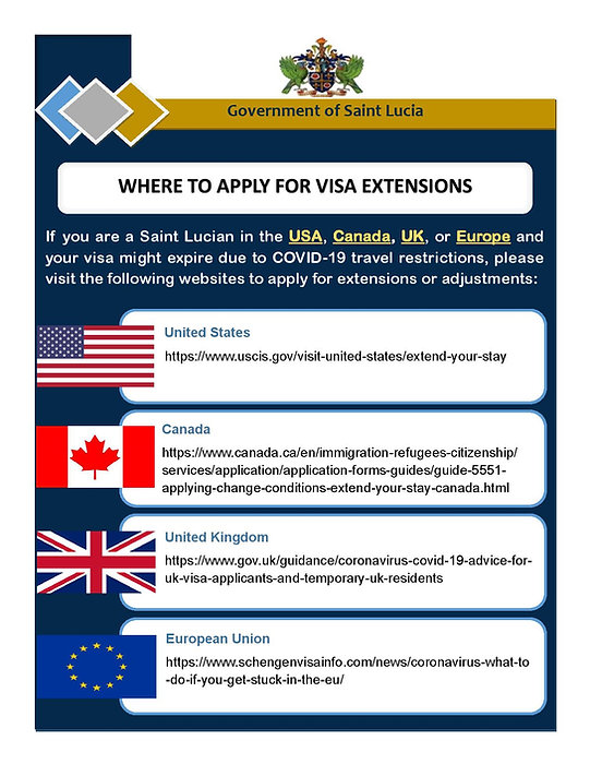 Where to Apply for Visa Extension Publis