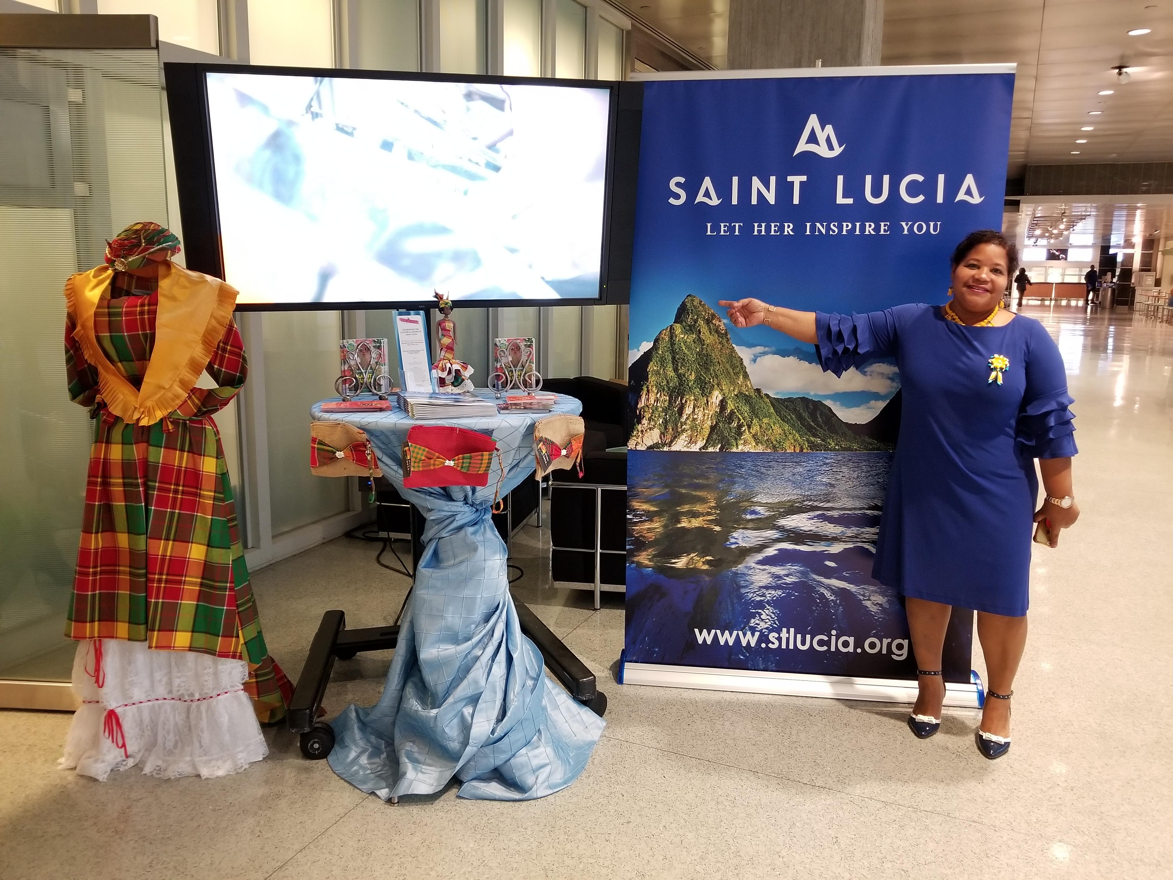Taste of Saint Lucia, Feb 2018