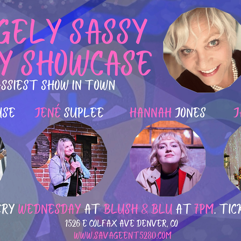 Savagely Sassy Comedy Show