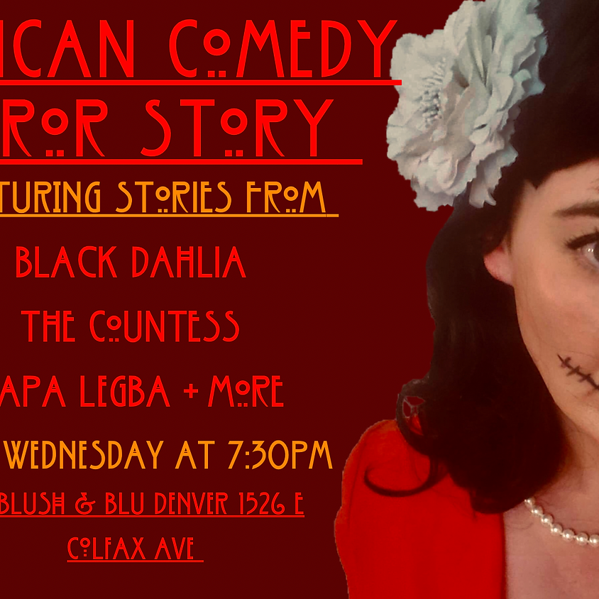 American Comedy Horror Story