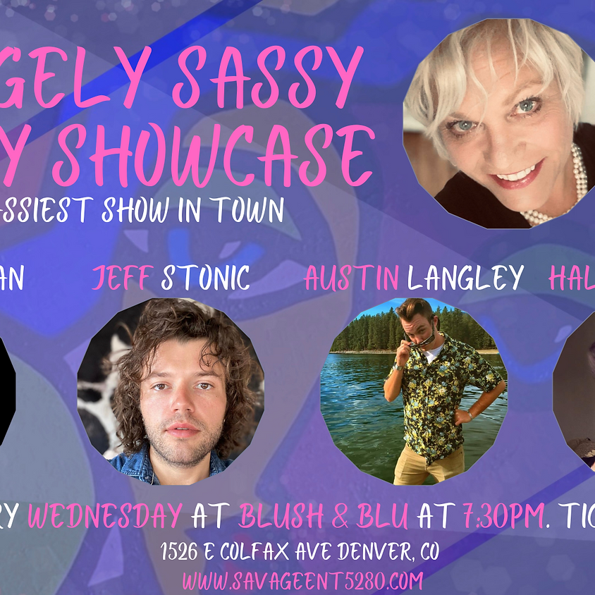 The Savagely Sassy Comedy Showcase