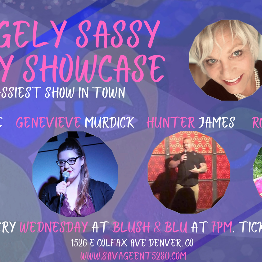The Savagely Sassy Comedy Show