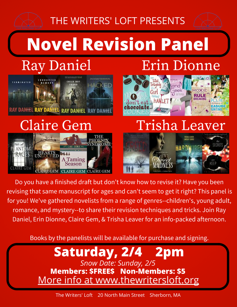2017-02-04 Novel Revision Panel