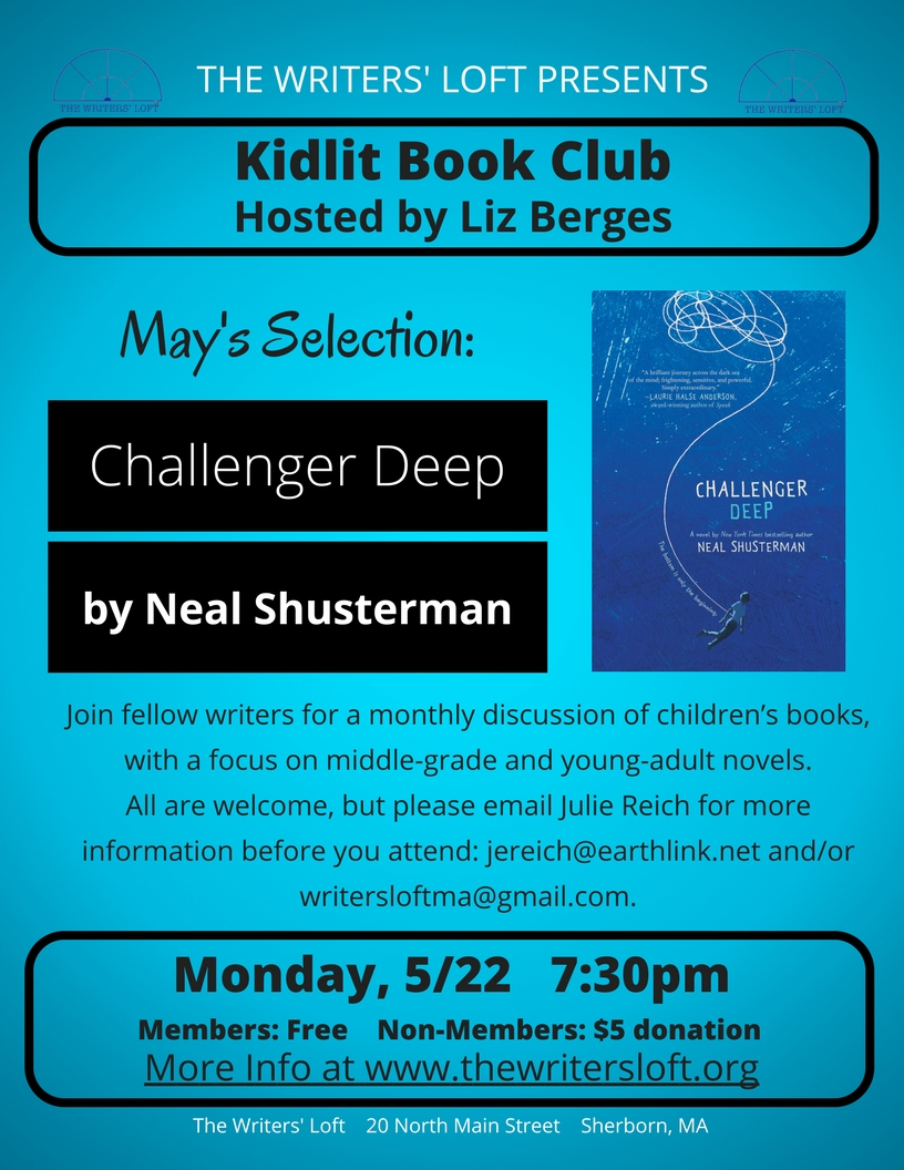 KidLit Book Club 5.22
