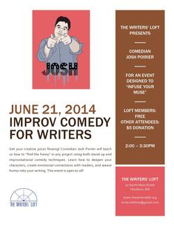 2014-06-21 Improv Comedy