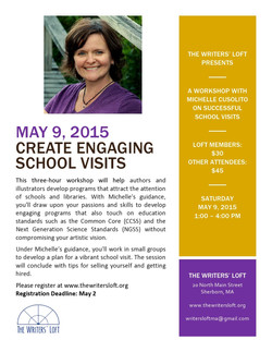2015-05-09 School Visits