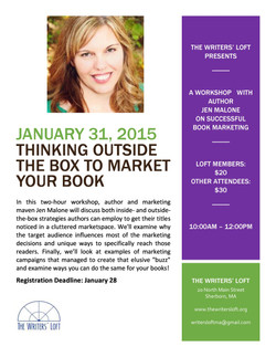 2015-01-31 Market Your Book