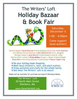 2014-12-06 Holiday Bazaar