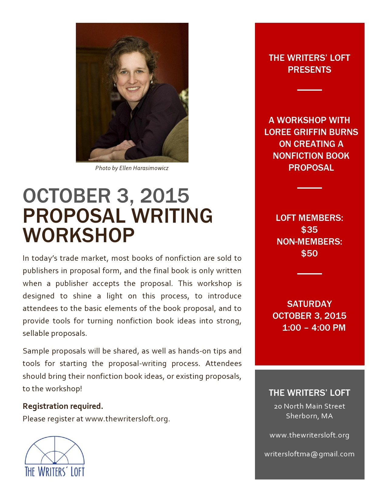 2015-10-03 Proposal Writing