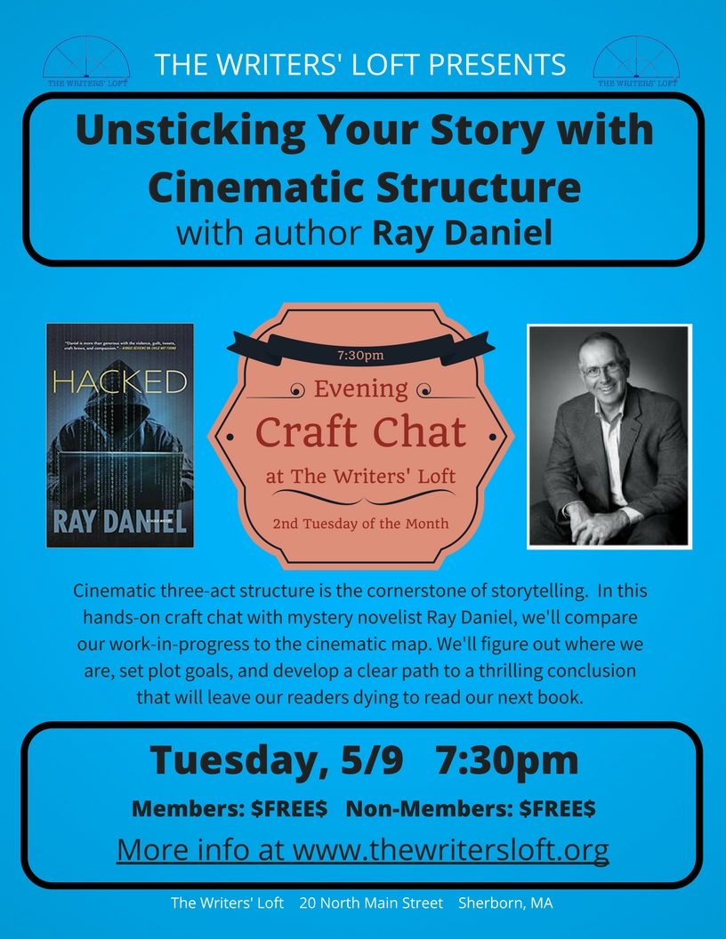 2017-05-09 Ray Daniel Craft Chat