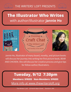 Jannie Ho Craft Chat