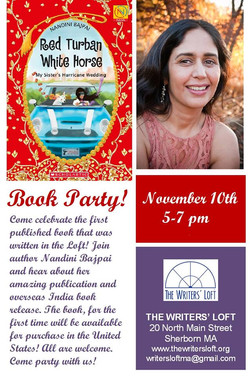 2013-11-10 Book Party