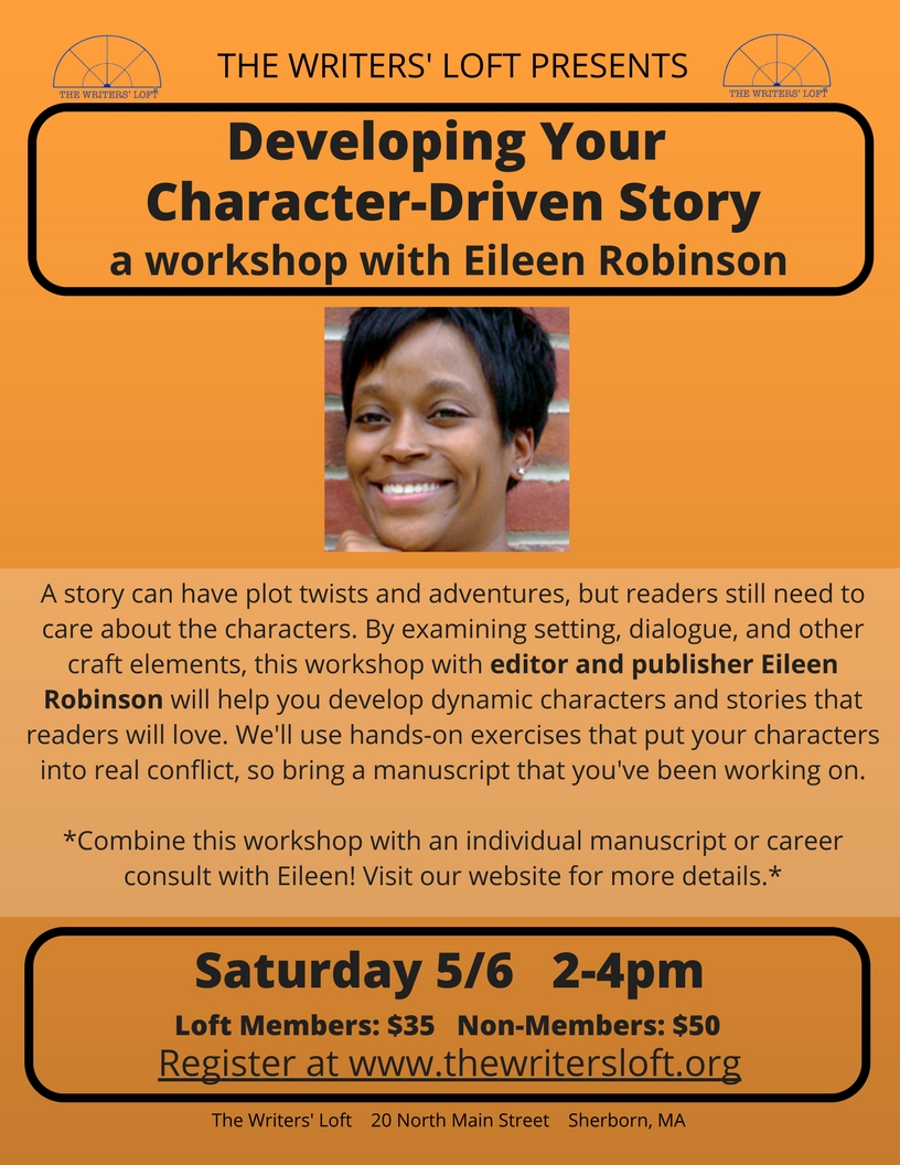 Eileen Robinson Character Workshop