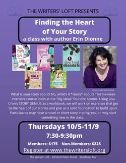 Erin Dionne Heart Class 2017