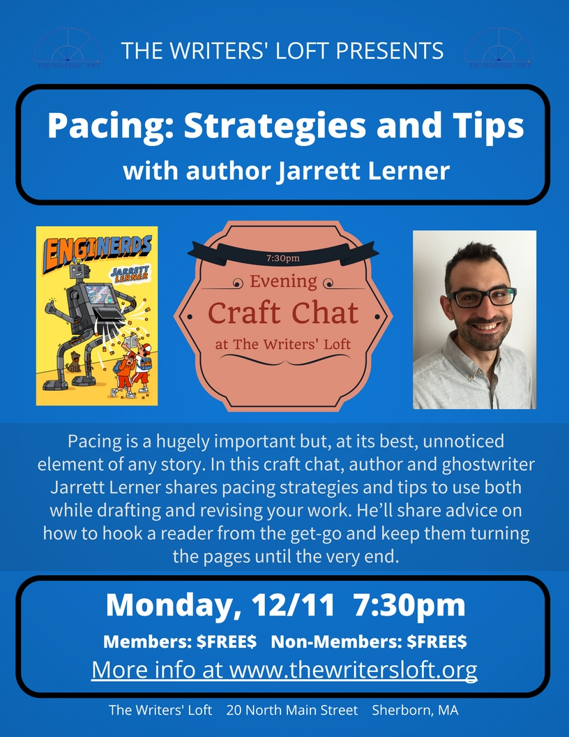 Jarrett Lerner Craft Chat