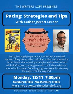 Jarrett Lerner Craft Chat