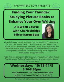 Finding Your Thunder with Karen Boss