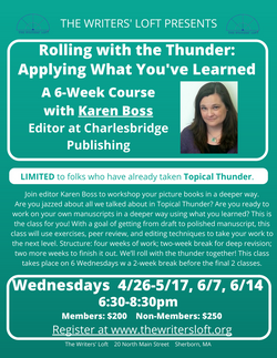 2017-04 Karen Boss Rolling with the Thunder