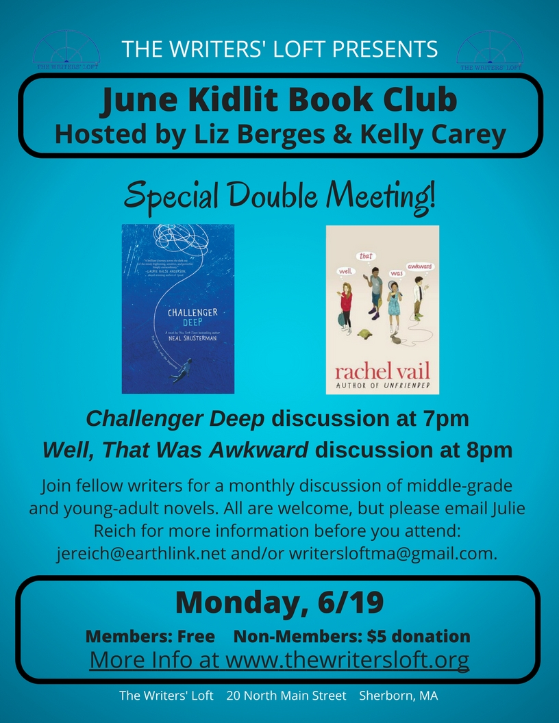 KidLit Book Club 6.19