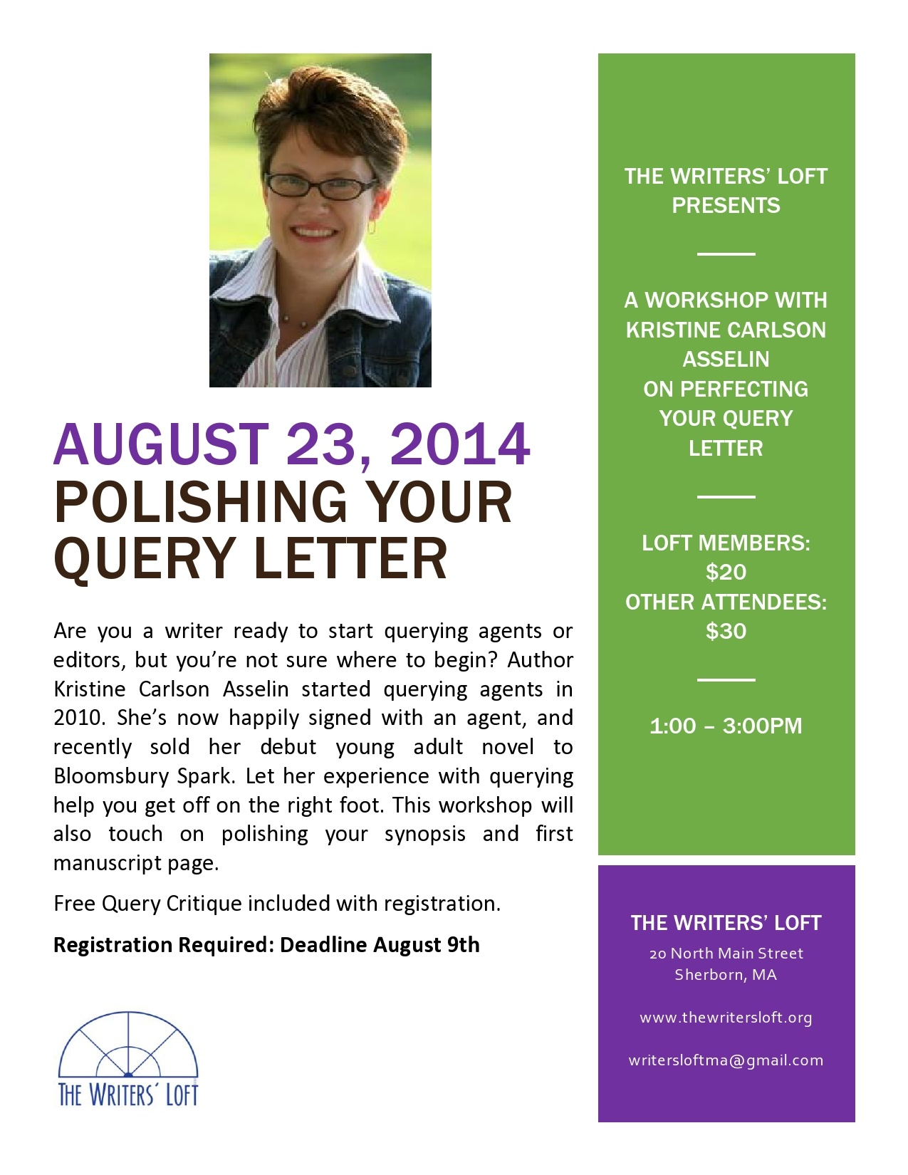 2014-08-23 Polishing Your Query