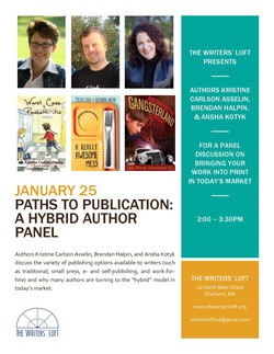 2014-01-25 Paths To Publication