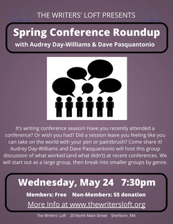 Spring Conference Roundup
