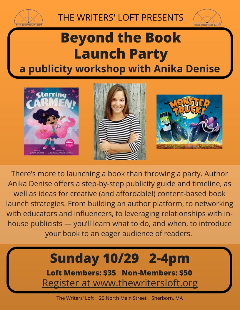 Anika Denise Workshop