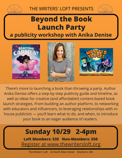 Anika Denise Workshop