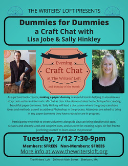 2016-07-12 Dummy Craft Chat
