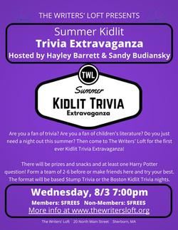 2016-08-03 Kidlit Trivia