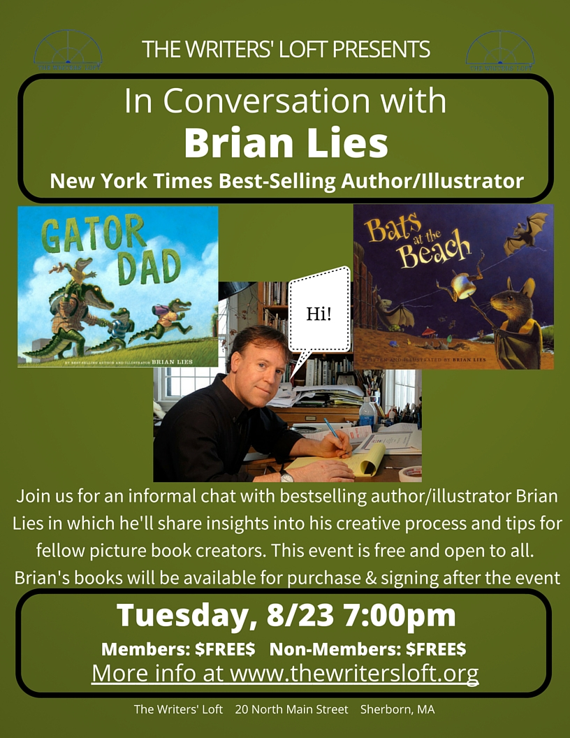 In Conversation with Brian Lies