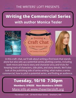 Monica Tesler Craft Chat