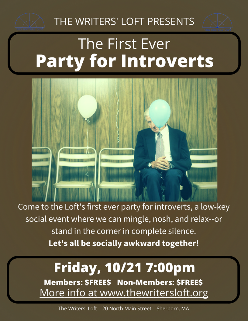 2016-10-21 Introvert Party