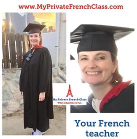 Stephanie Berton - French teacher author