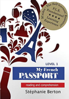 Book to learn French, My French Passport