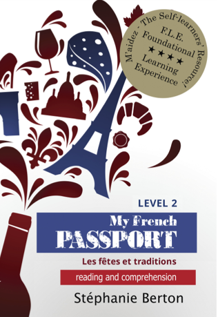 Book to learn French language book - Eas