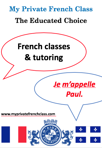 French teacher Temecula, Murrieta, Menif