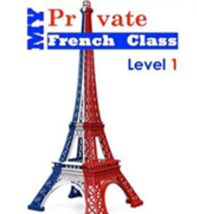 Book to learn French, My Private French