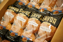 Sprouted Wheat buns  Savor Crafted