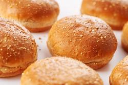 Ancient Grain sprouted wheat bun Sav