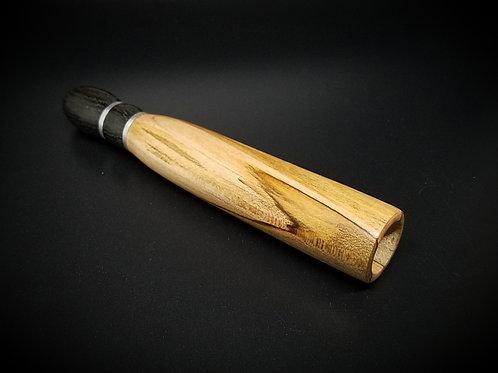 Ambrosia Maple & 4000+ yr old Bog Oak pipe