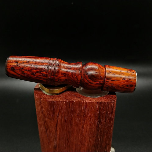 Fire Cocobolo Wood 19/19 Stem